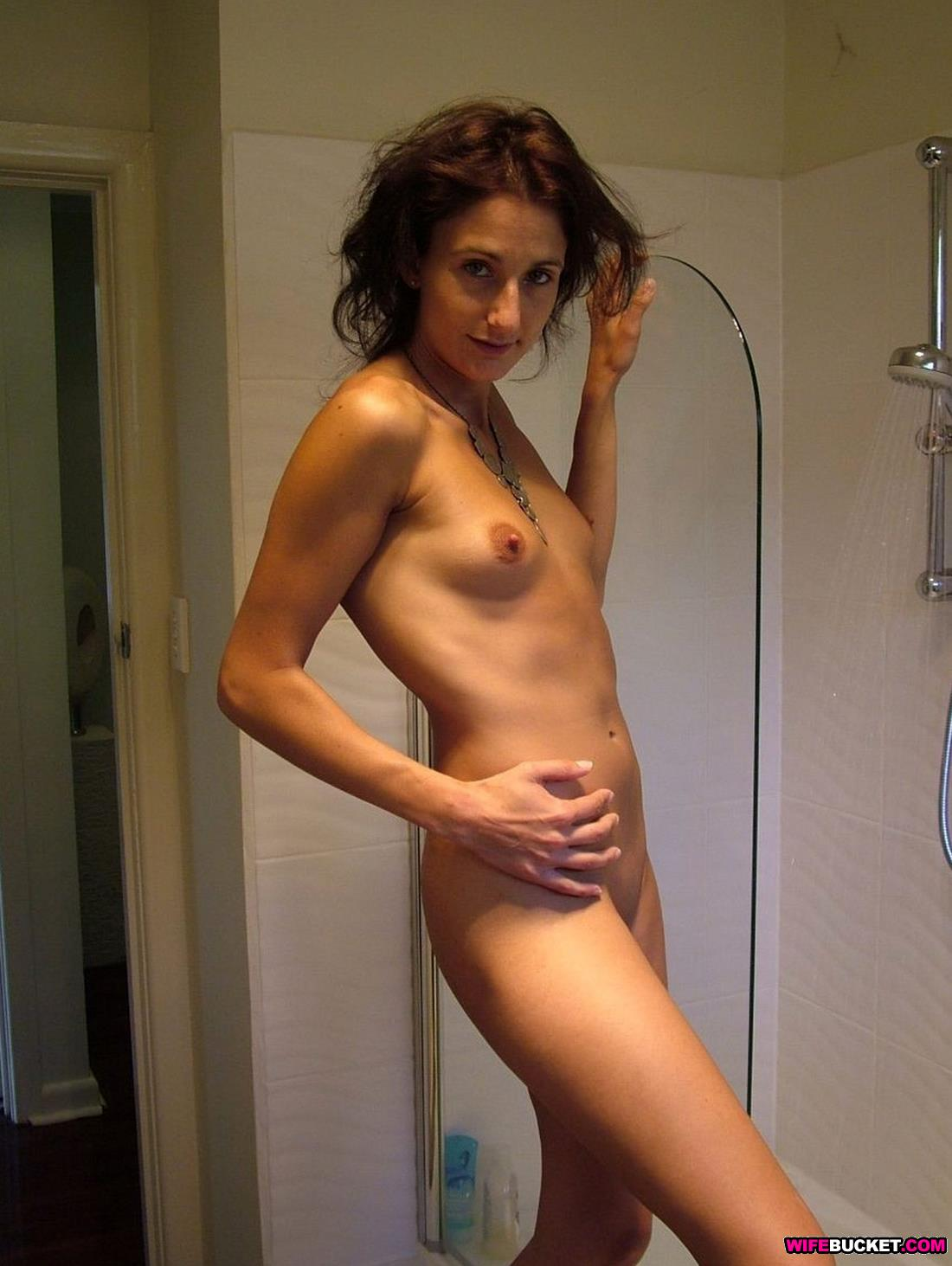 Wife over 40 naked
