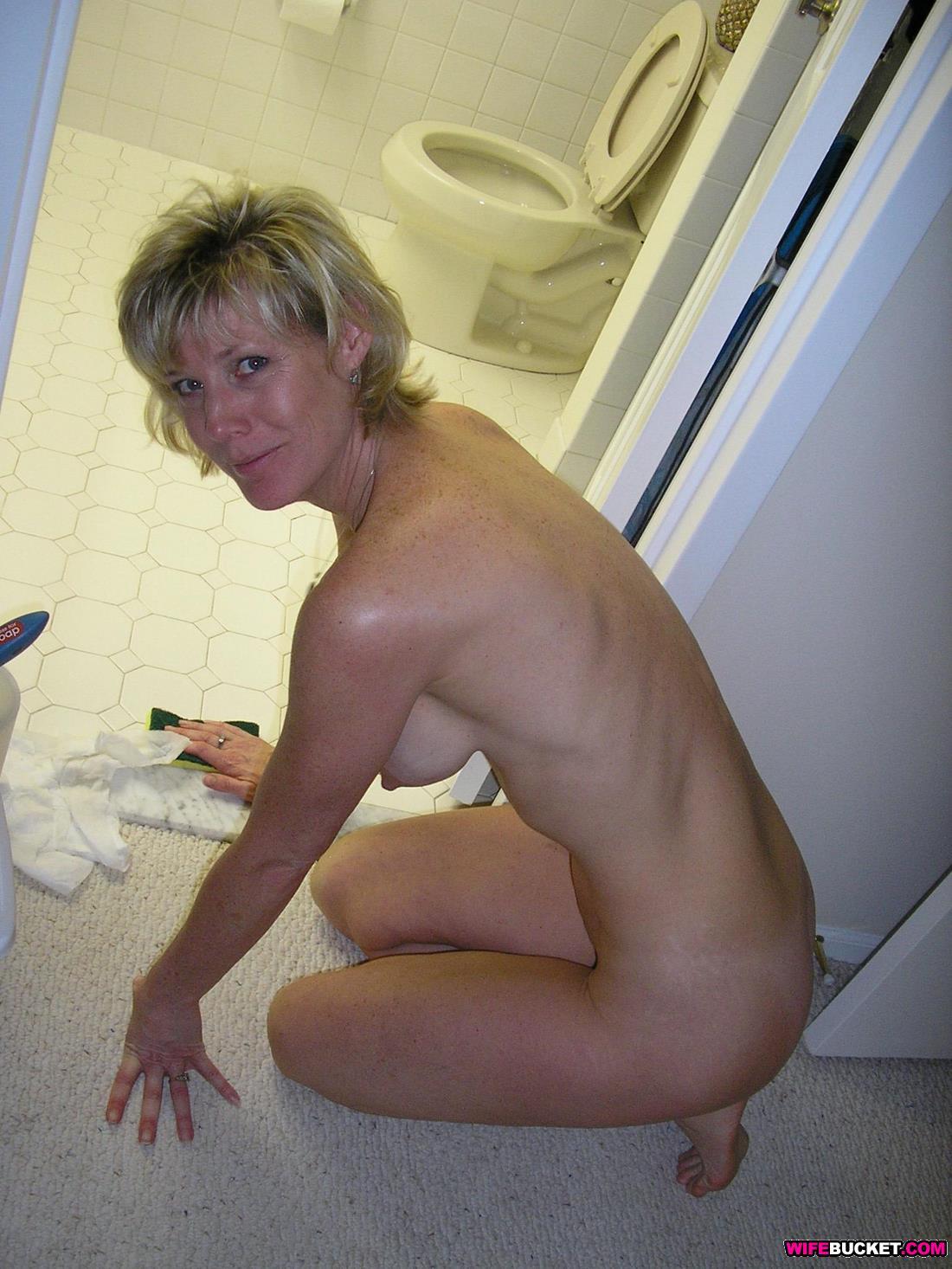 Foot mature sock video woman