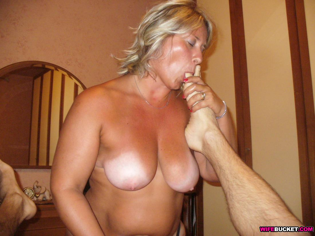 Mature amateur wife movies are