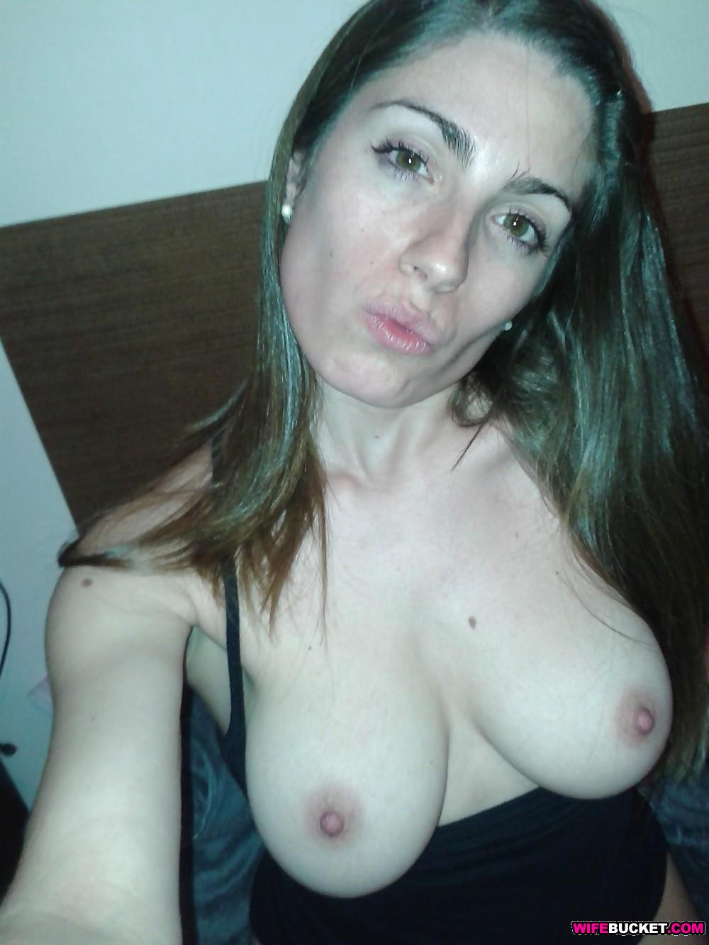 real amateur wife selfies