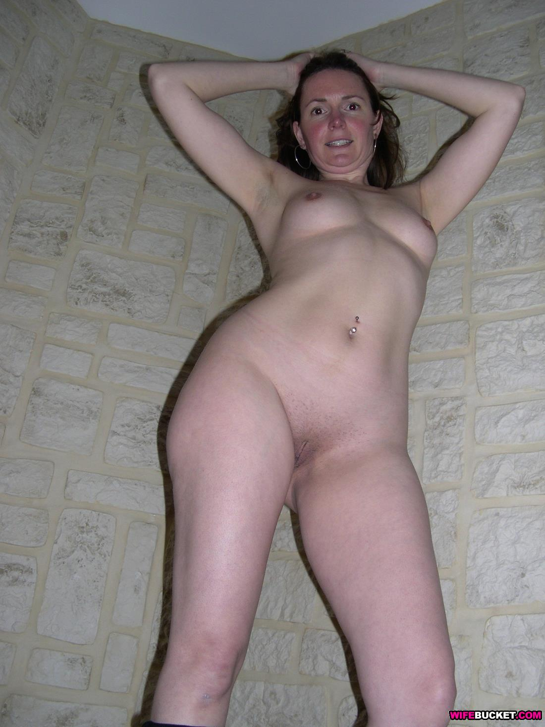 bucket nude wife Crazy