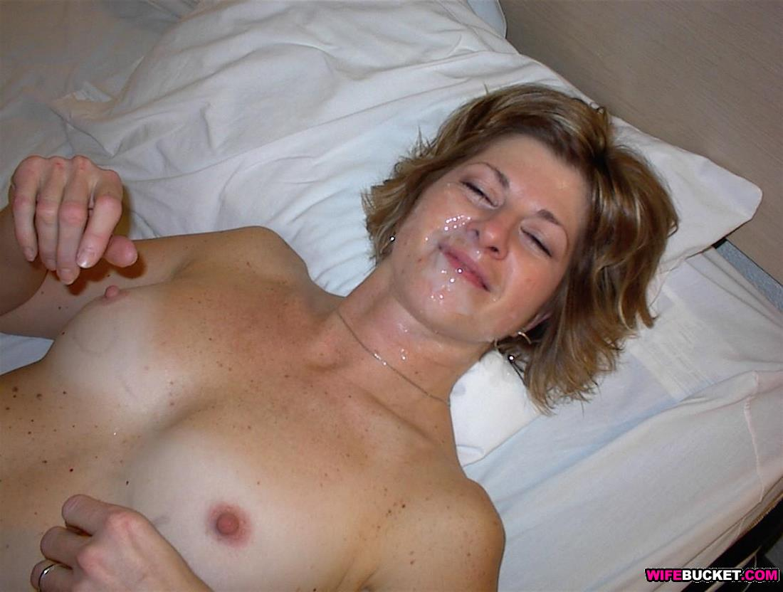 Right! Homemade blowjob and cum really. All