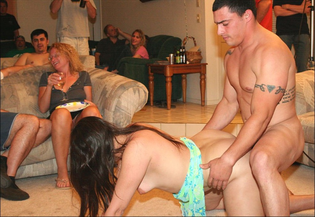 Assured. Real sex party images think, that