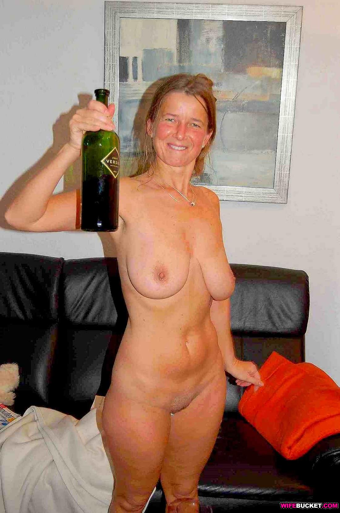 wife nude Older