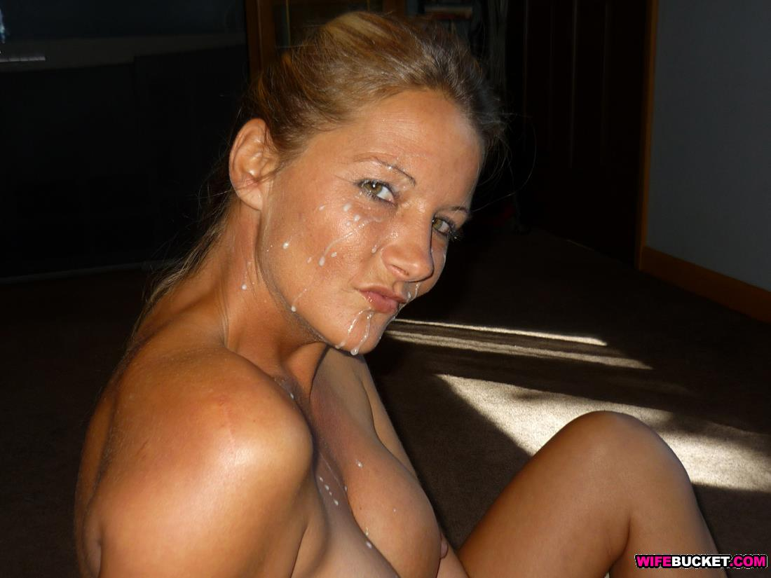 image A huge facial and dried cum on shoes in this update