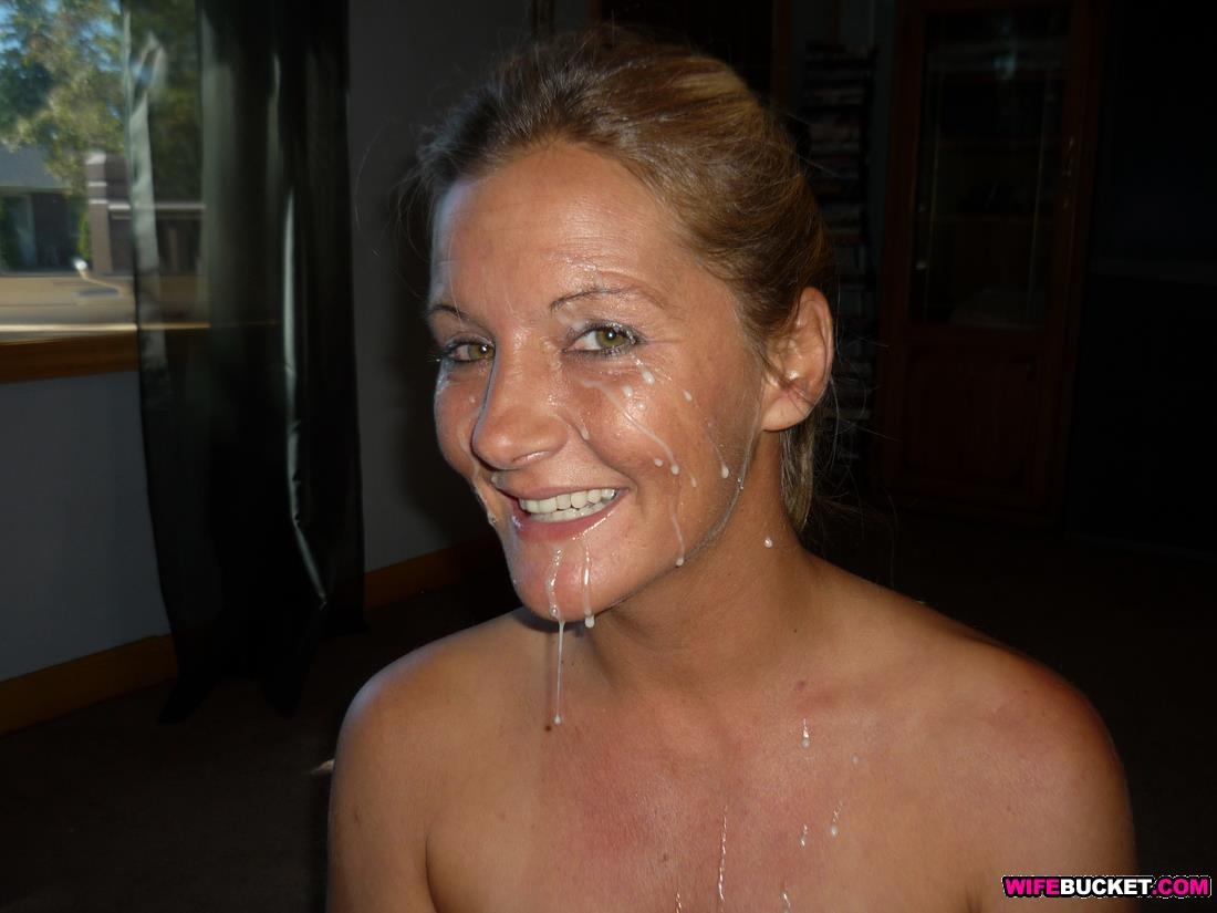 Amateur blonde milf facial compilation hot 9