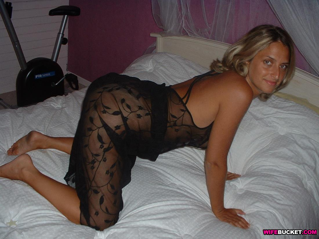 Amateur Whore Wife Stranger