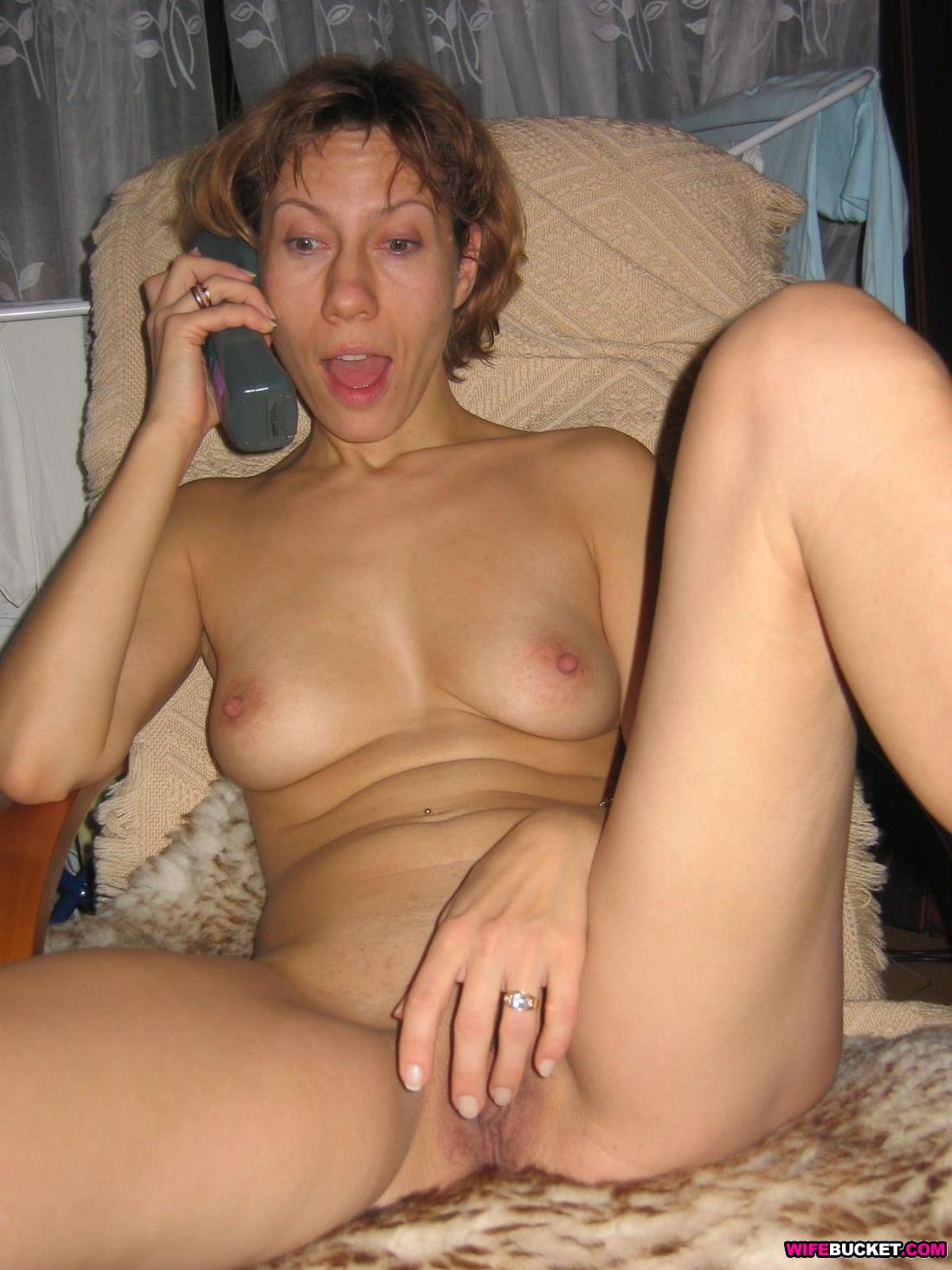 Naked wife cheating pics excited too