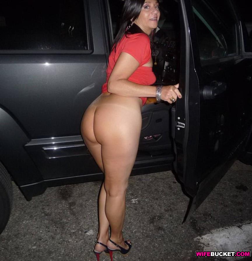 Ruins amateur nude in public lot